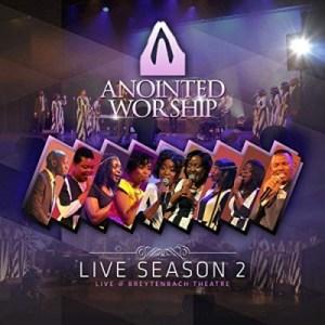 Anointed Worship - Siyabonga Ngonyama (Live)